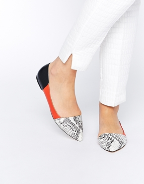 Comfortable yet chic shoes for weekend outside